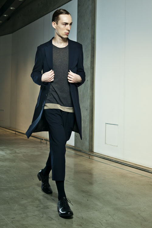 SS14 Tokyo KAZUYUKI KUMAGAI027_Milo Spijkers(Fashion Press)