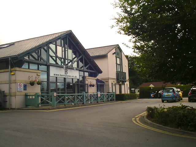 Bannatyne spa, Bristol