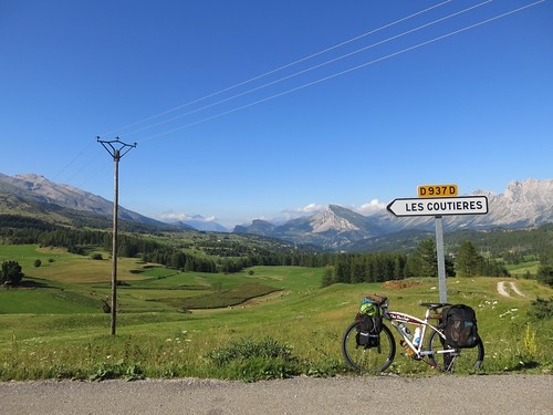 DAY28: Valbonnais to Le Petit Vau, Alps