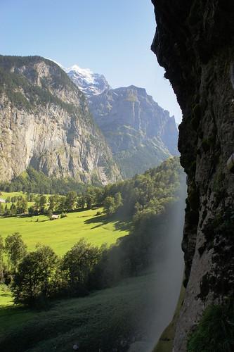 lauterbrunnen & d'a waterfalls by *manuworld*