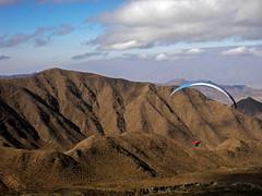 Famatina paragliding