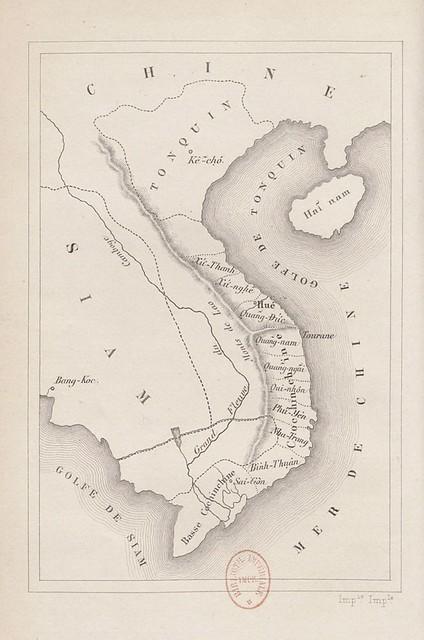 1867 BẢN ĐỒ VN