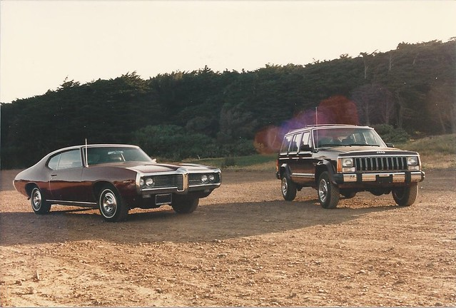 Pontiac and Jeep 1