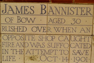 James Bannister.