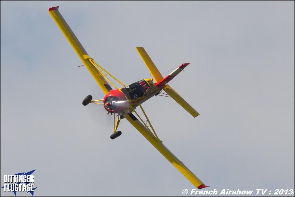 PZL 106 AR Le Tracteur volant Dittinger Flugtage 2013