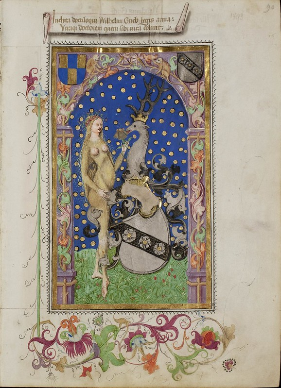 Basel, Universitätsbibliothek, AN II 3, p. 90r – Matriculation Register of the Rectorate of the University of Basel, Volume 1 (1460-1567)