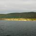 Lake George sunny shore
