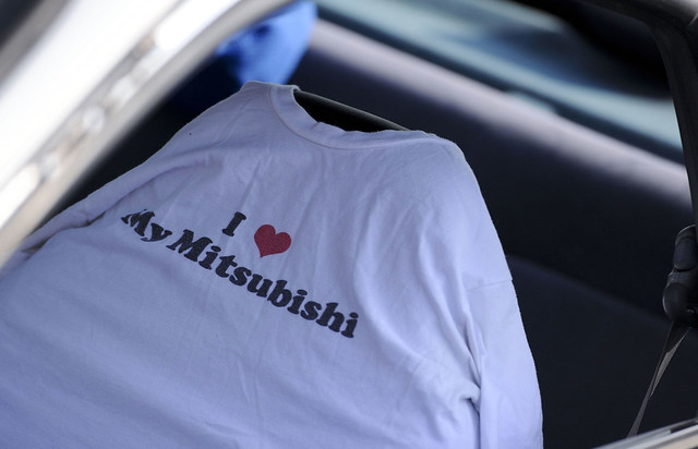 Mitsubishi Owner's Day 2013 - East Coast - Camden, NJ