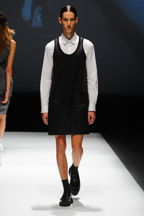 SS14 Tokyo DRESSEDUNDRESSED012_Kristoffer Hasslevall(Fashion Press)