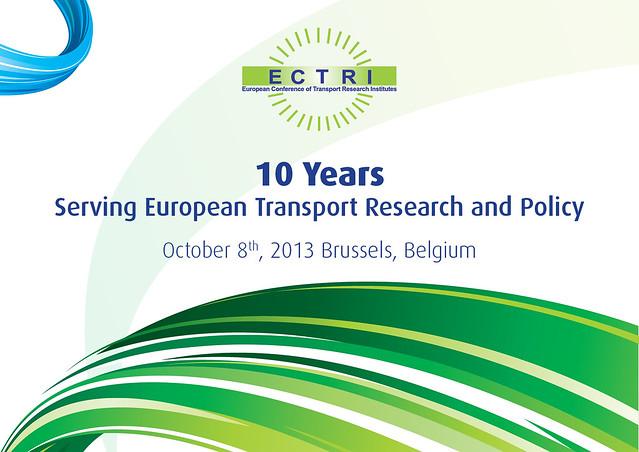 ECTRI 10th Anniversary