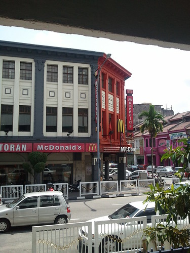 Mc Donald's Ipoh New Town