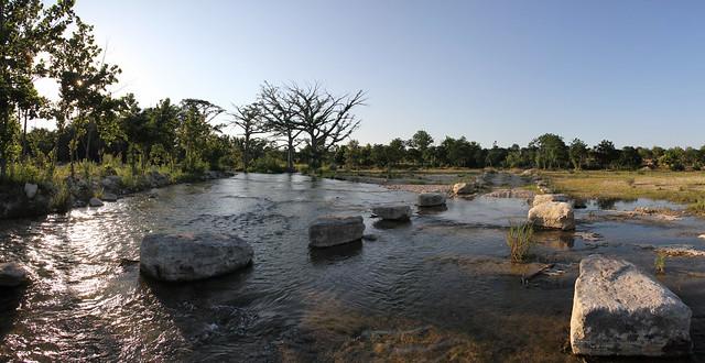 Guadalaupe River Crossing