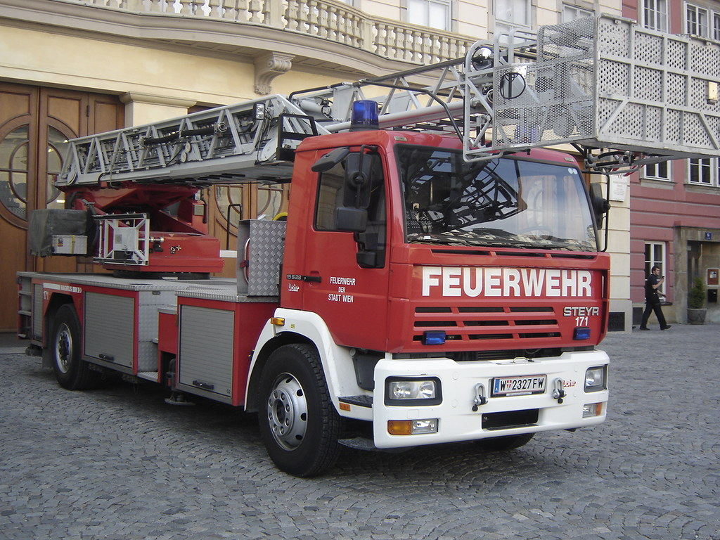 Wien: Steyr Fire Truck