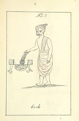 "British Library digitised image from page 47 of ""A Digest of the different castes of the Southern Division of Southern India. With description of their habits, customs [and 50 lithographed plates], etc. no. 1"""