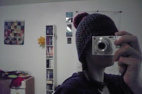 hat + me