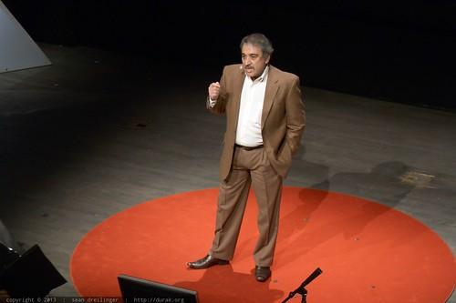UCSD Chancellor Pradeep K. Khosla Opens TEDxSanDiego 2013