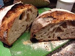 bread(0.0), whole grain(0.0), ciabatta(0.0), produce(0.0), brown bread(0.0), baking(1.0), rye bread(1.0), baked goods(1.0), food(1.0), cuisine(1.0), sourdough(1.0),