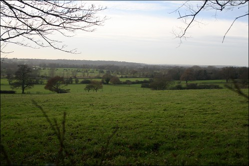 The Stour valley near East Bergholt