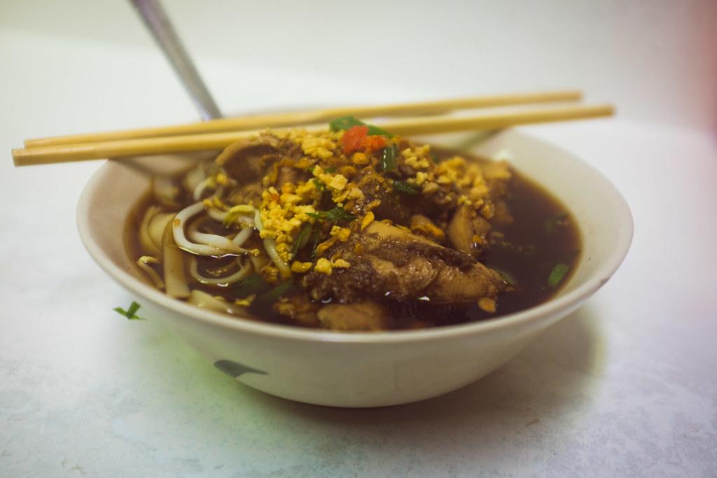 La soupe de Noodle Station