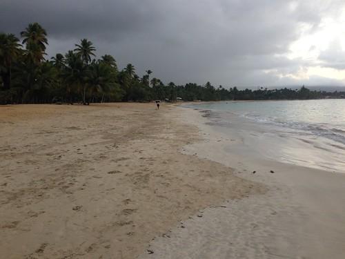 sunrise sand dominicanrepublic shore lasterrenas semanapeninsula