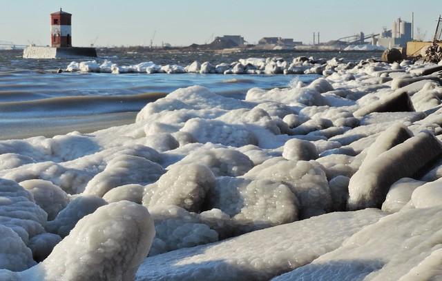 Polar Vortex Fort Howard, Md. DSCN4736