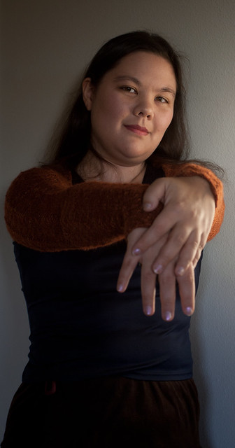 Vampire sleeves