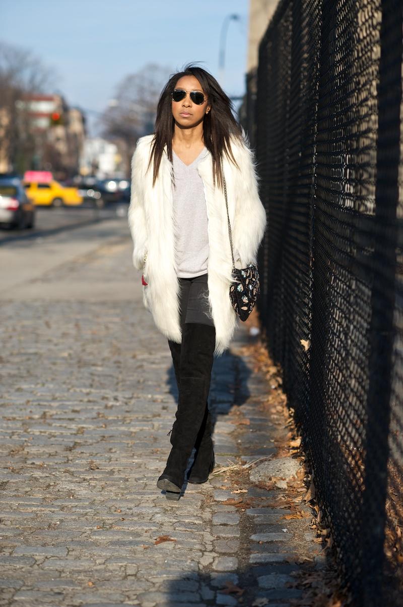 unreal fur coat