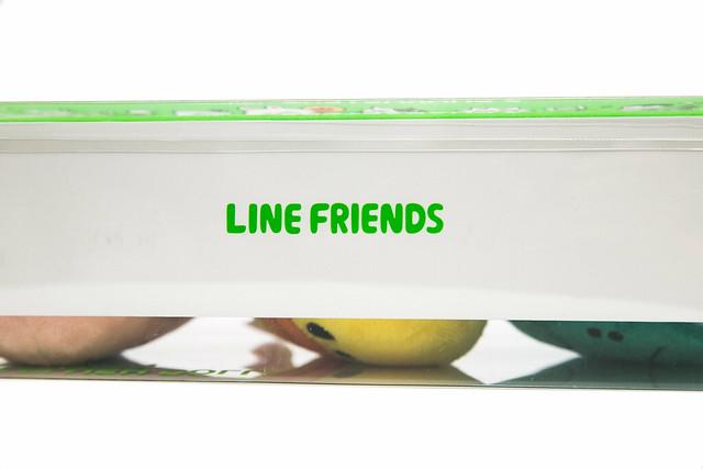 超可愛 LINE 周邊小物分享! @3C 達人廖阿輝