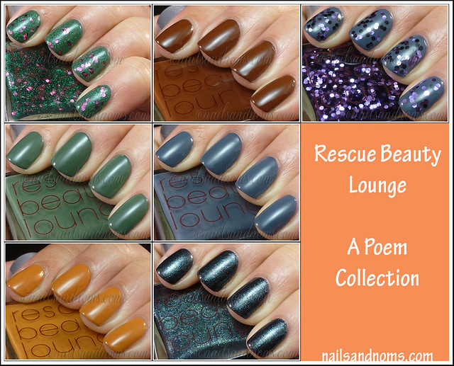 Rescue Beauty Lounge - A Poem Collection