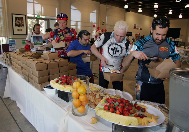 Annual Food Fight And Festival In Ivrea
