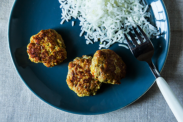 Lemongrass Ginger Patties