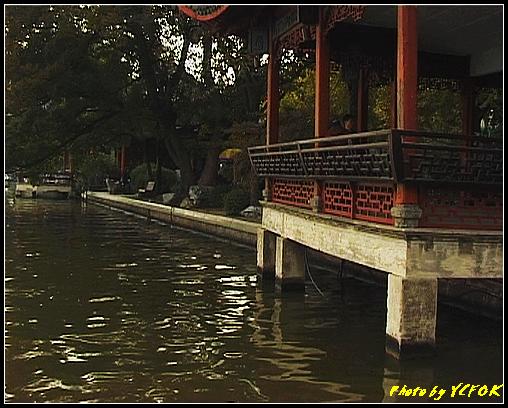 杭州 西湖 (其他景點) - 173 (白堤上的西湖十景之 平湖秋月)
