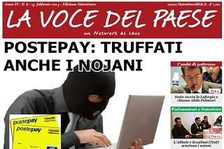 Noicattaro. Prima pagina n.6-2014 front