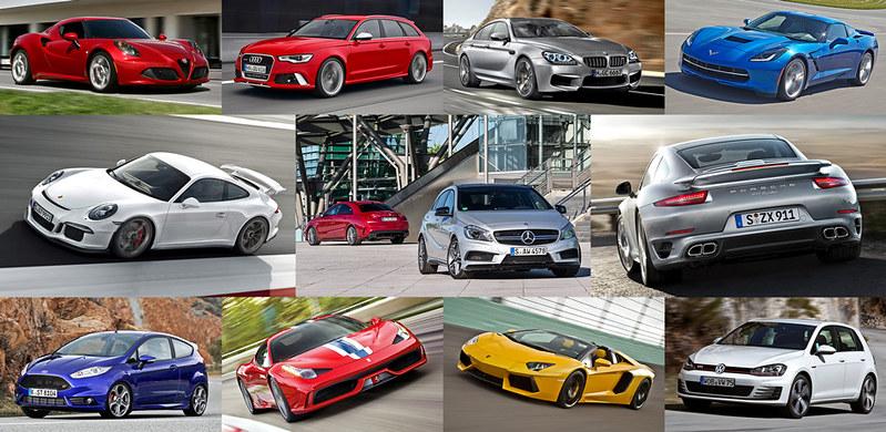 Лучший спортивный автомобиль (World Performance Car)