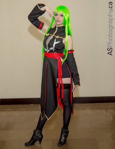 C.C. from Code Geass at Con-G 6 by andreas_schneider