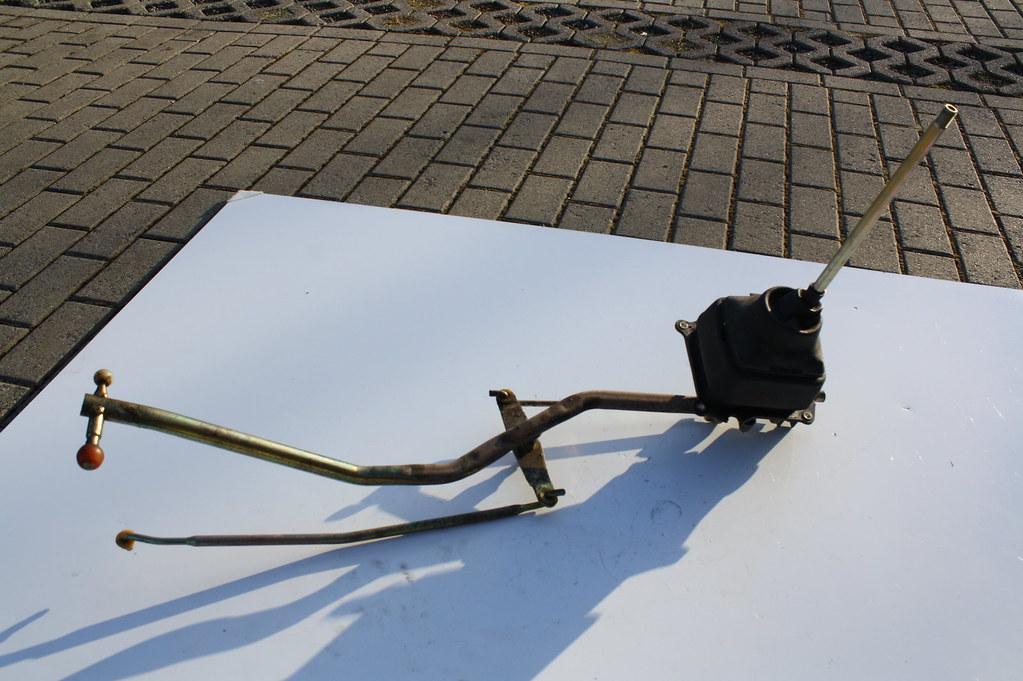 schaltgest nge schaltkulisse 5 gang schaltgetriebe vw t4 2. Black Bedroom Furniture Sets. Home Design Ideas