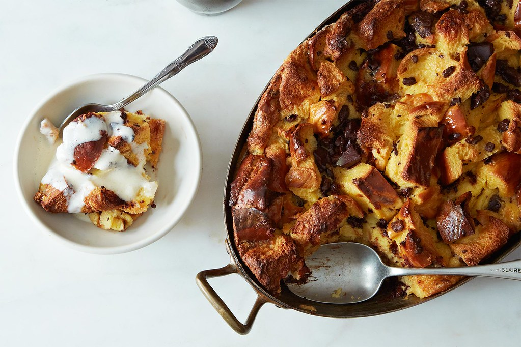 Bread Pudding Without a Recipe on Food52