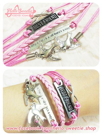 ☆ HELLO SWEETIE ☆ Đồng hồ/Phụ kiện thời trang mẫu mã chọn lọc (F21, H&M, Hello Kitty) - 8