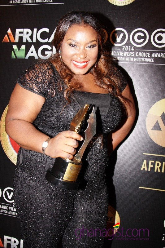Bikiya Graham Douglas - Best Supporting Actress