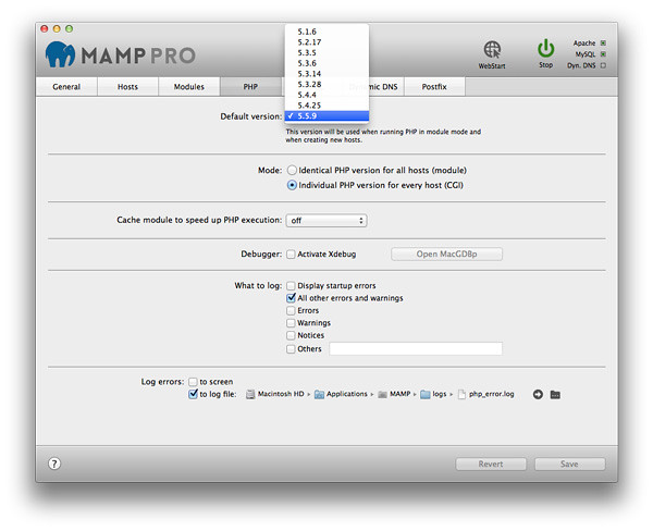 mamp pro 5 license key