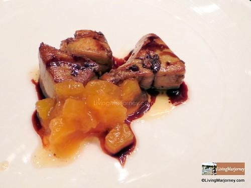 SPIRAL foie gras