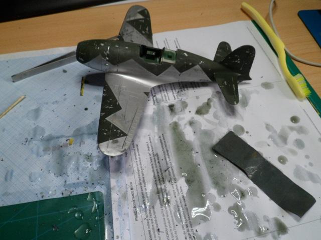 Pas-à-pas : Mitsubishi J2M3 modele 21 Raiden Jack [Tamiya 1/48] 13364281994_1c4bbd51d6_z