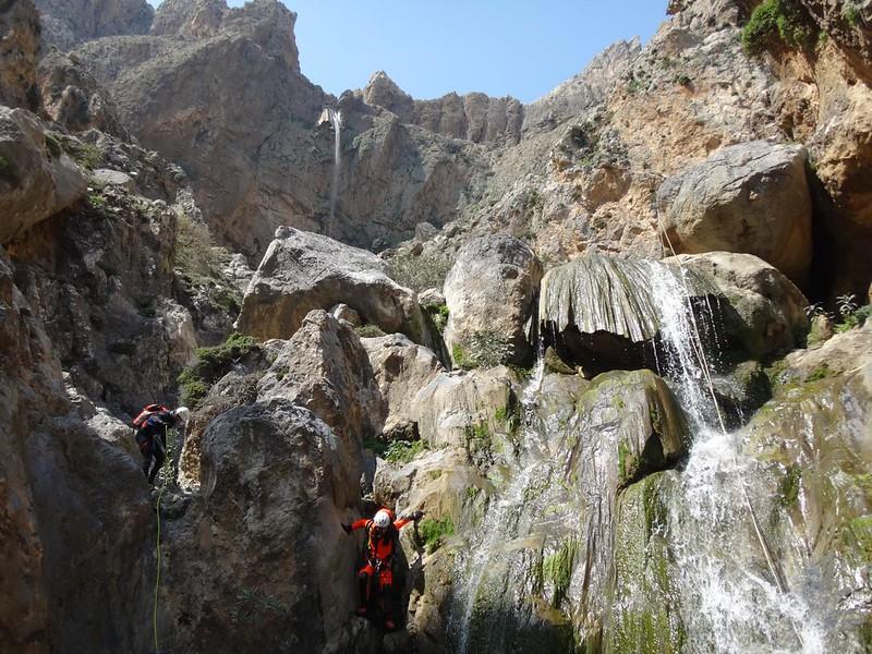 abas canyon, crète, grèce