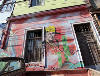 Cerro Polanco graffiti 27