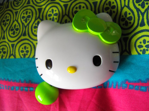 Hello Kitty tape measure