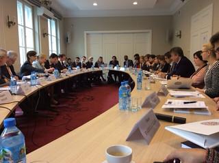 """""""América Latina y el Caribe-Europa Central y del Este: explorando posibilidades de cooperación"""""""