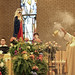 May Crowning at St Gertrude's by Lawrence OP