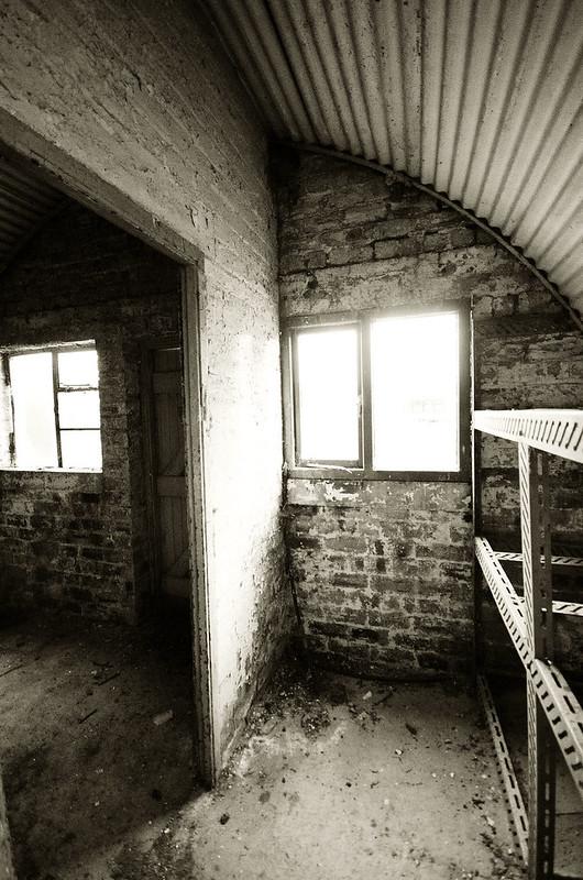 In a Hut