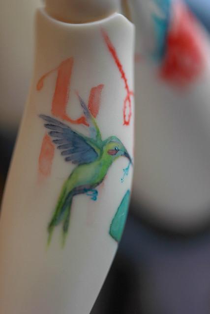 Klaud - new tattoo