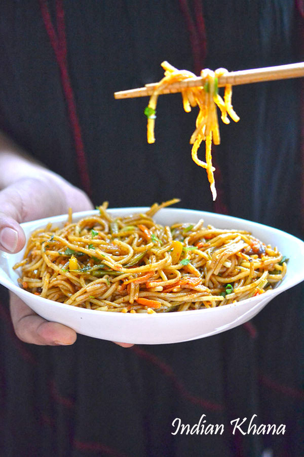 Vegetable-Fried-Noodles-Recipe